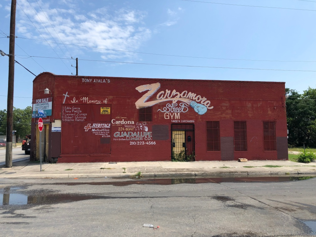 Zarzamora street gym copy
